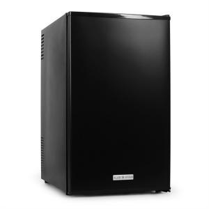 Klarstein MKS-9, 66 l, neagră, minibar, mini frigider, frigider de cameră, clasa de energie A