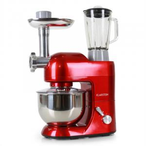 Klarstein TK2 - Lucia Rossa,robot de bucătarie,blender,1200W