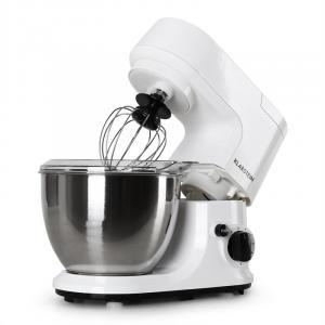 Mixer de bucătărie Klarstein Carina Bianca 800 W 4l