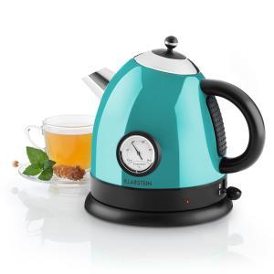 Klarstein AquaVita ceainic 2200W albastru 1,5 L