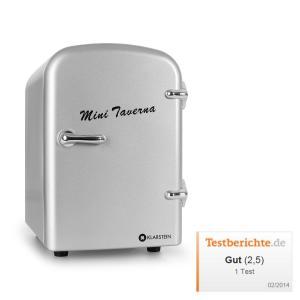 Klarstein Mini Taverna frigider 4l argintiu