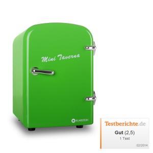 Klarstein Mini Taverna frigider 4l verde