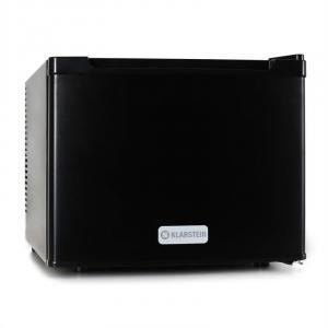 Klarstein Manhattan mini-frigider 35 de litri Clasa B negru