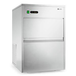 Klarstein Industrie mașină de gheață 380W 50 kg / zi, din oțel inoxidabil