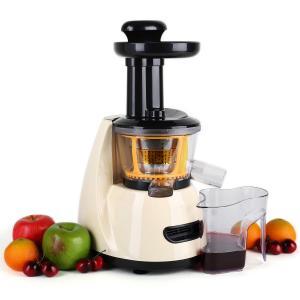Klarstein Fruitpresso Storcator de fructe 150W 70 U/min crem