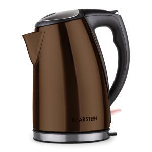 Klarstein Ariela ceainic 1,7 l 2200W maro ciocolatiu