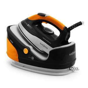 Klarstein Viteza de fier cu abur, 2400 W Orange 1.7L