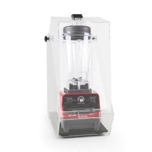 Klarstein Herakles 3G Stand Mixer rosu cu Cover 1500W 2.0 PS 2 litri de protecție 40000 U / min zgomot BPA-free