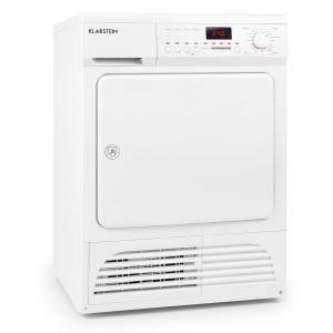 Klarstein Savanna condensator 8 kg B alb
