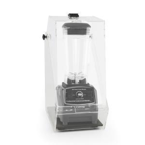 Klarstein Herakles 2G Stand Mixer negru cu Cover 1200W 1.6 PS 2 litri, protecție 32000 U / min zgomot BPA-free