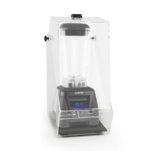 Klarstein Herakles 8G Stand Mixer negru cu Cover 1800W 2.4 PS 2 litri, protecție 38000 U / min zgomot BPA-free