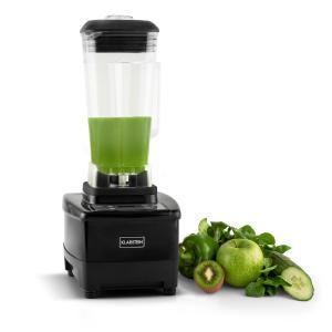 Klarstein Herakles - 4G - B blender 1500W 2 litri negru, Green Smoothie BPA -free