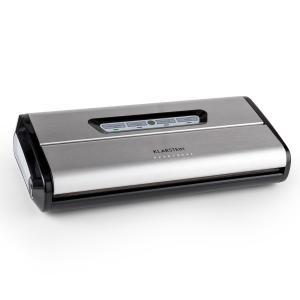 Klarstein alimentară vacuum din otel inoxidabil Locker 0,8 bar 16 l / min