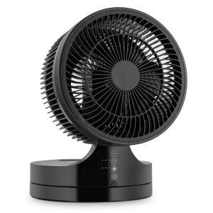 Klarstein Touch Stream ventilator cu piedestal 35W Touch Panel Remote Control negru
