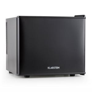 Klarstein Geheimversteck, negru, 17 l, 50 W, A +, mini-bar, mini-frigider