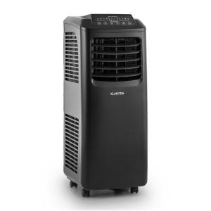 Klarstein Pure Blizzard 3 2G aer condiționat 3-în-1 Ventilator de răcire Dezumidificator 808 W / 7000 BTU negru