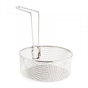 Klarstein Hotpot, 1,5 l, coș de prăjit, oțel, mâner