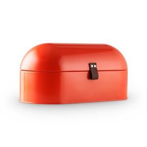 Klarstein Ciabatta Rossa 2 x breadbox 14,5 L roșu retro