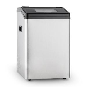 Klarstein Powericer ECO 4 aparat de facut gheață 450W 40 kg / oțel