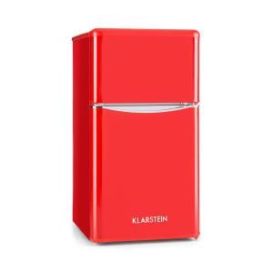 KLARSTEIN MONROE RED CRF 61/24 L + A RED RETROLOOK