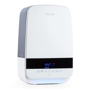 KLARSTEIN Nibelheim, alb, umidificator cu ultrasunete, ionizator, 5,6 L, UV