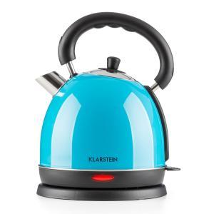 Klarstein Teatime ceainic 1850W 1.8L din oțel inoxidabil albastru
