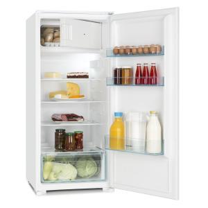 KLARSTEIN Coolzone 186, frigider combinat cu congelator, A+ , 171/15L, albă