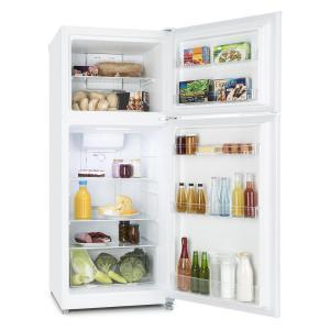 Klarstein Big Brother frigider & congelator 371L 281 / 90L Clasa de eficiență energetică A + culoare alb