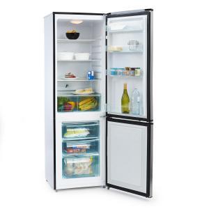 KLARSTEIN BIG MOMMY COOL, frigider cu congelator A ++ 205KWH / an, 300 L