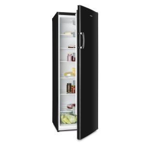 Klarstein bigboy frigider 335, l 6 etaje Clasa de eficiență energetică A + negru