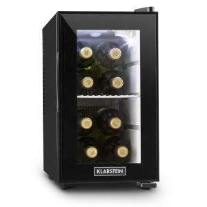 KLARSTEIN BEERLOCKER S, negru, minifrigider, 21 litri, Clasa A +
