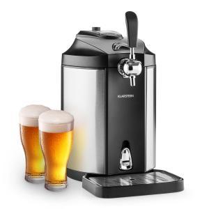 KLARSTEIN SKAL, bere la dozator, răcirea berii, 5 l, butoi, CO2, oțel inoxidabil