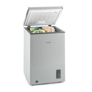Klarstein Iceblokk, congelator, 100 L, 75 W, A +, gri