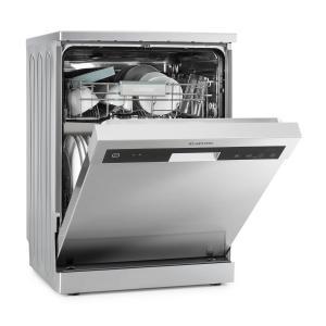 KLARSTEIN REINFJORD, mașină de spălat vase A+++, 1850W, 12 vase de spălat, partea din față din oțel inoxidabil