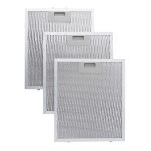 Klarstein filtru de grăsime din aluminiu, 26,5 x 31 cm, filtru de înlocuire