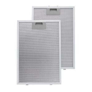 Klarstein filtru de grăsime din aluminiu, 26 x 37 cm, filtru de înlocuire