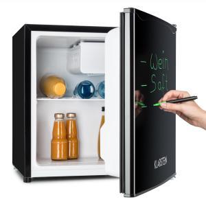 Klarstein Spitsbergen Aca frigider 40 l Clasa de eficiență energetică A + 2 niveluri , congelator, negru