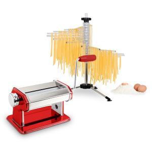 Klarstein Paste Paste Maker Set Siena Verona Red & Paste uscător
