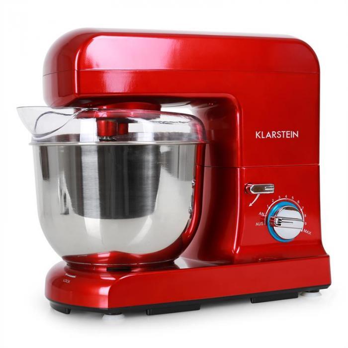 TK2-Gracia Rossa robot de bucătărie 1000 W roșu